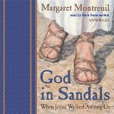 God in Sandals audio book cover